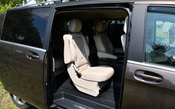 Půjčit  MERCEDES BENZ V 250d XL
